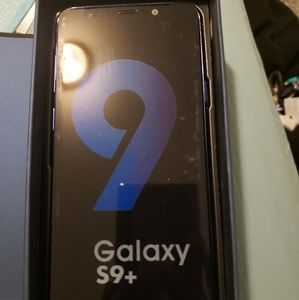 Galaxy s9 plus brand new